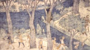 Segesser II (left side detail)