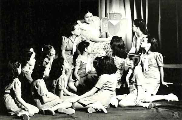 Josefa Llanes Escoda, organizer of the Philippine Girl Scout Movement. Photograph originally published in Philippines Magazine, Volume I, Number 2, February 1941. Courtesy public domain.