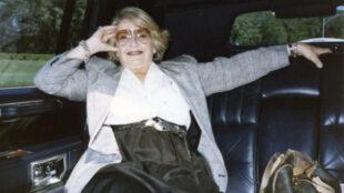Elaine Horwitch, circa 1986. Photograph courtesy Julie Sasse.