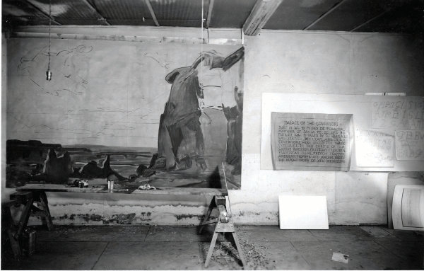 Public Works of Art Collection, Work Projects Administration. Courtesy of the New Mexico State Records Center & Archives. Collection 0200-0201 (#wpa5383).