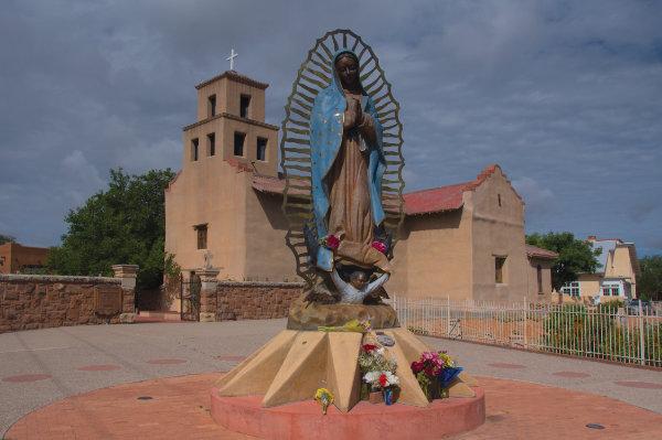 Santuario de Guadalupe. Photograph by Carrie McCarthy.