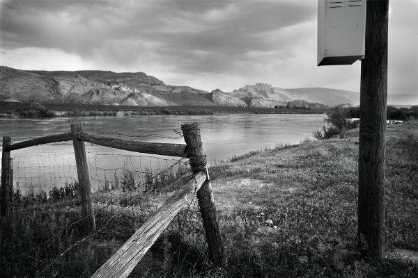 Gregory Mac Gregor, Green River crossing site, Dinosaur National Monument, Utah, 2008. Courtesy the artist.